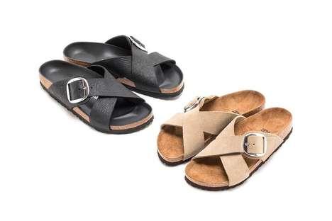 Elegant Ergonomic Sandals