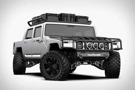 Next-Gen Military SUV Models