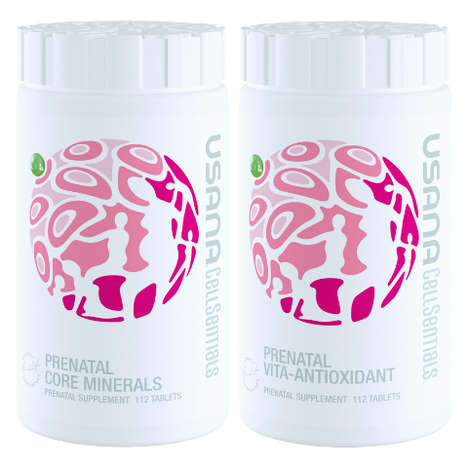 Antioxidant Prenatal Supplements