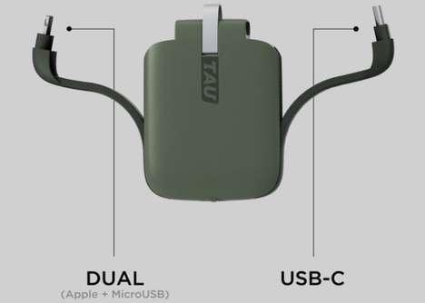 Smartphone Keychain Batteries