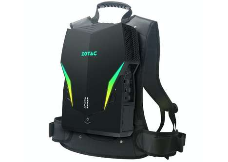 Wearable VR Gaming PCs
