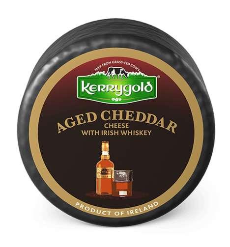 Irish Whiskey-Infused Cheeses