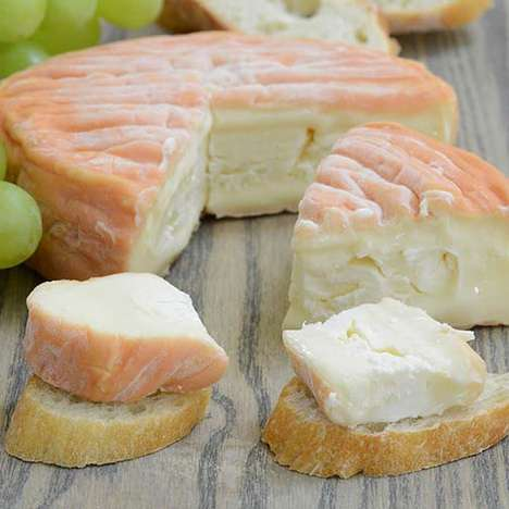 Brandy-Infused Soft Cheeses