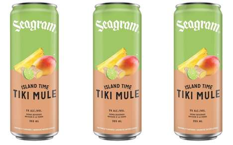 Caribbean-Inspired Canned Cocktails