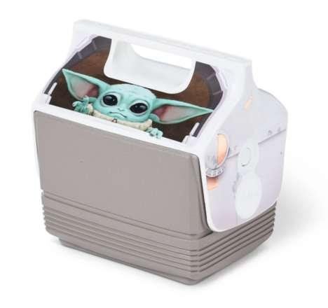 Mini Sci-Fi Coolers