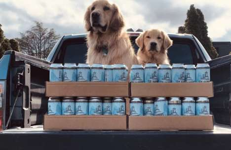 Beer-Delivering Dogs