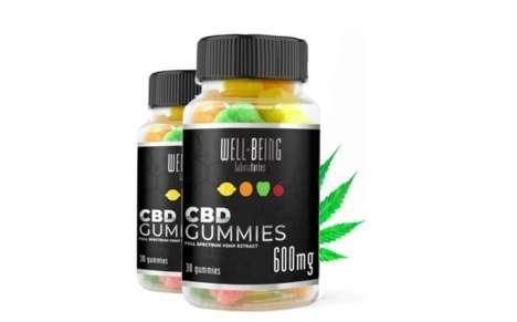Fruity CBD Gummies