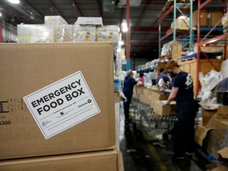 Emergency Food Box Programs