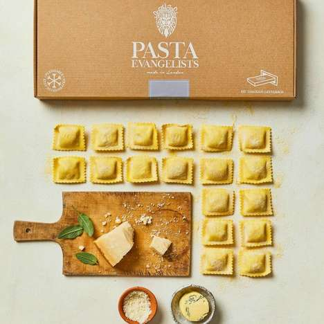 DIY Pasta-Making Kits