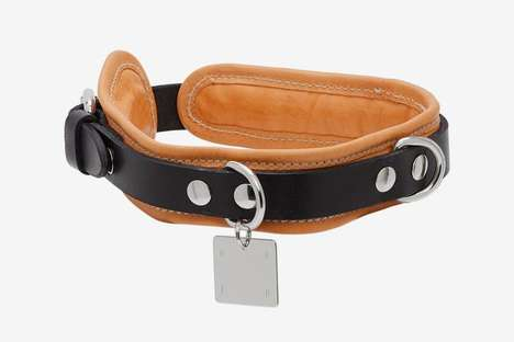 Italian-Made Dog Collars