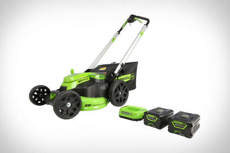 Eco Self-Propelling Mowers