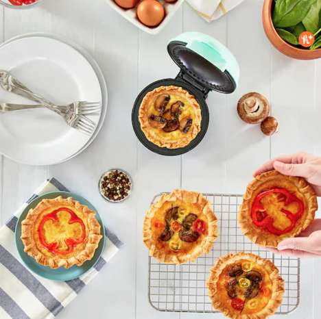 Miniature Pie-Making Appliances