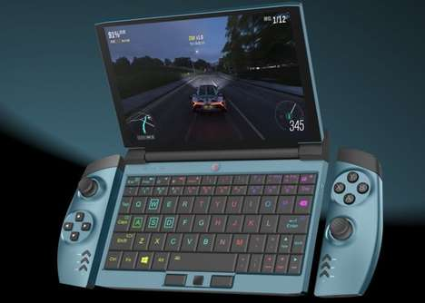 Handheld Gamer Console Laptops