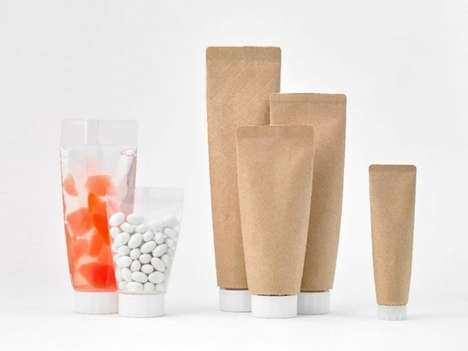 Paper-Made Tube Packaging