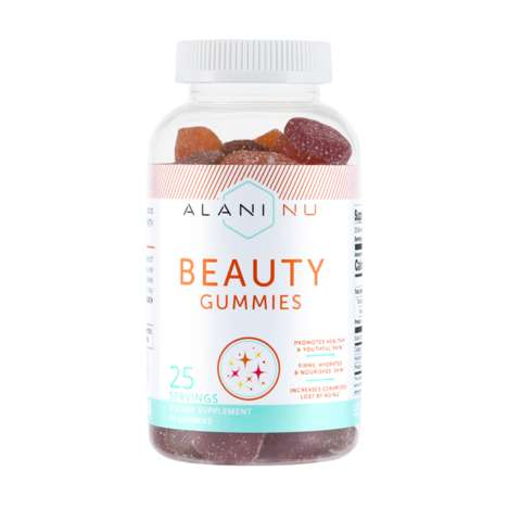 Beauty-Enhancing Gummy Products