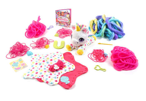 Unravelling Yarn Collectibles