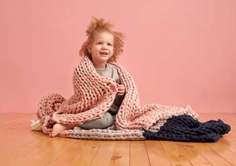 Kid-Sized Weighted Blankets