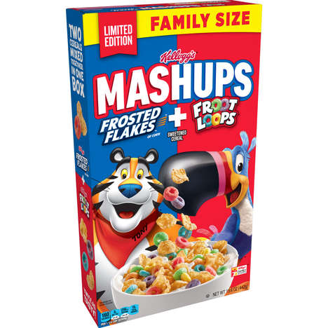 Hybrid Breakfast Cereal Duos