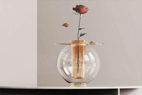 Modernist Mess-Free Vases