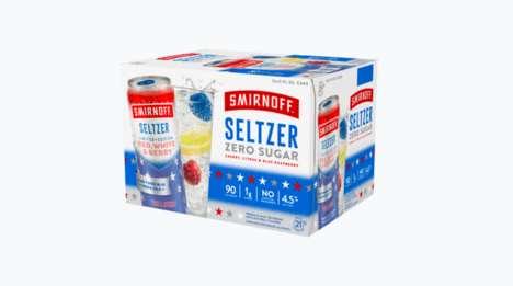 Delicious 90-Calorie Seltzer