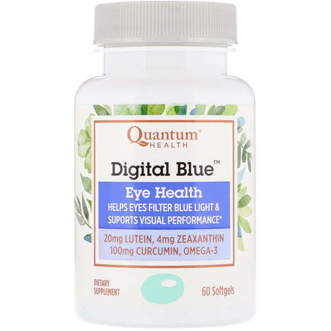 Blue Light-Specific Eye Vitamins