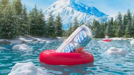Beer-Branded Sunglass Giveaways