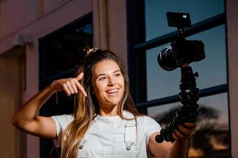 Versatile Vlogger Camera Lights