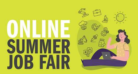 Online Summer Job Fairs