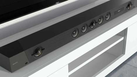 Enveloping 3D Audio Soundbars