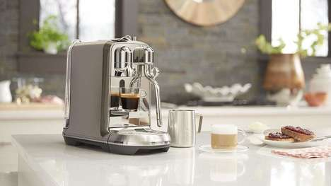 Speedy Prosumer Espresso Makers
