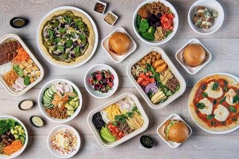 Delivery-Only Vegan Restaurants