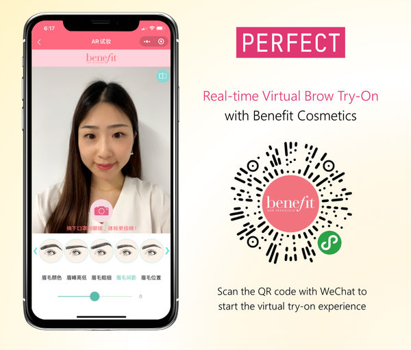 Brow-Styling Virtual Try-Ons