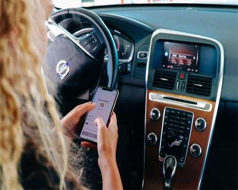 Smartphone-Centric Fuel Payments