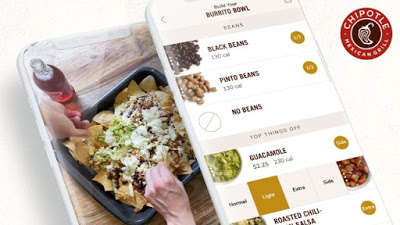 Burrito App Customization Features