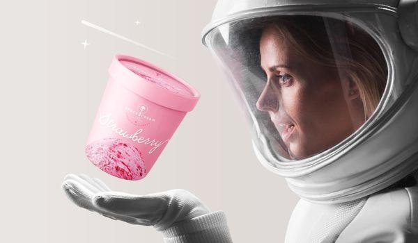 Galactic CBD Ice Creams