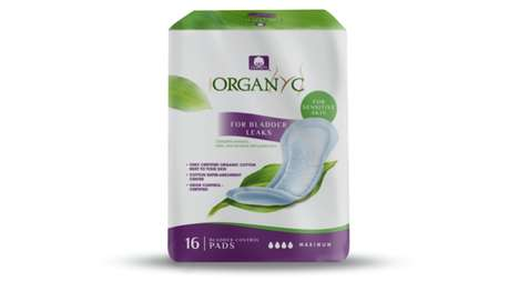 Organic Feminine Incontinence Products