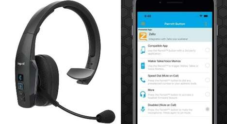 Dedicated Wireless Smartphone Headsets