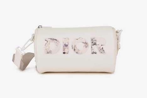 Luxe Artist-Designed Roller Bags