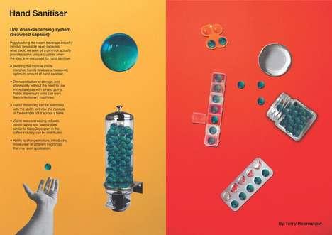 Hand Sanitizer Capsules