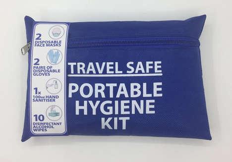 Hygiene-Focused Travel Kits