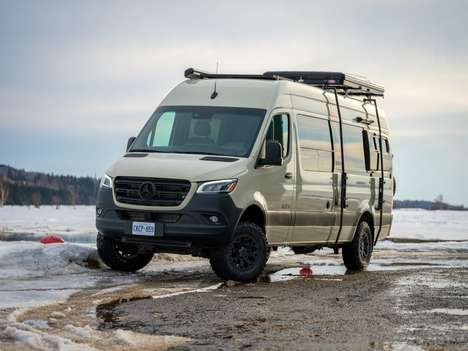 All-Season Camper Vehicles