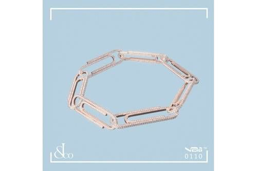 Paperclip-Themed Luxe Jewelry