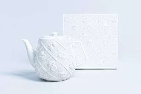 Artful Minimally Designed Teapots