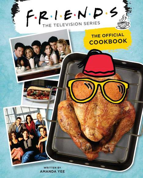 Sitcom-Themed Cookbooks