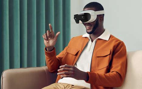 Social 5G VR Headsets