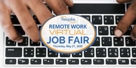 Remote Virtual Job Fairs
