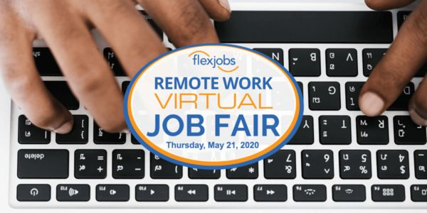 Remote Virtual Job Fairs