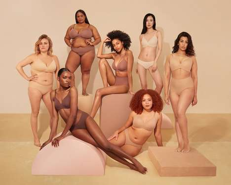 Inclusive Underwear Collections