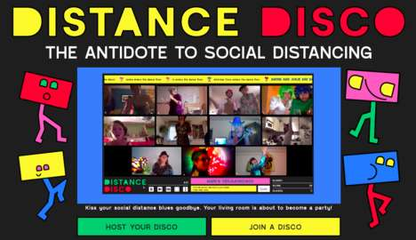 Digital Dance Party Games