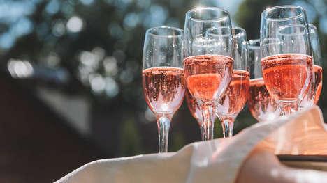 Prosecco Rosé Wines
